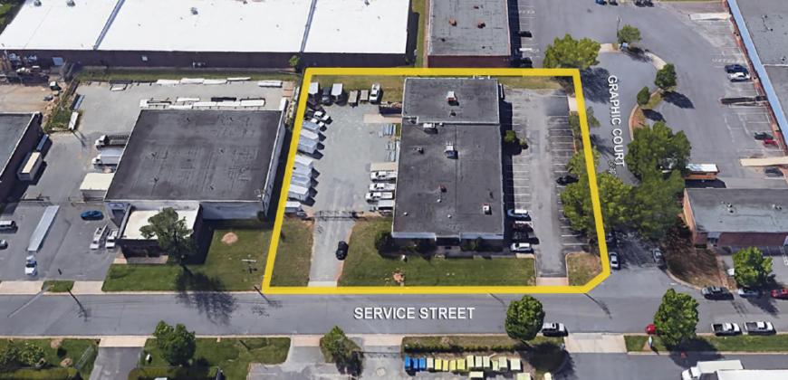 3325 Service Street